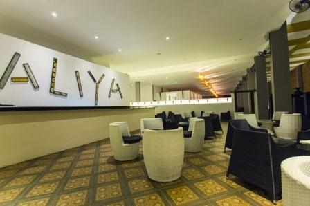 Aliya Resort Spa Lobby