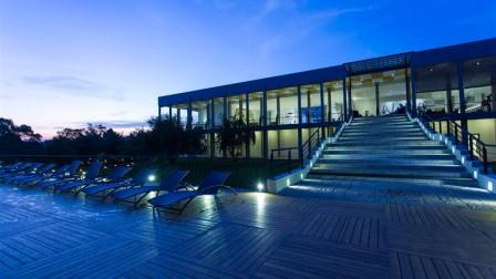 Aliya Resort Spa Night