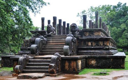 Ancient Polonnaruwa