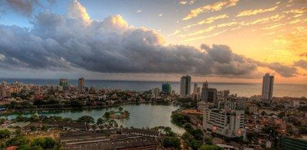 Colombo Evening