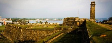 Galle Fort Evening