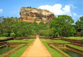 Sigiriya Enterance Path