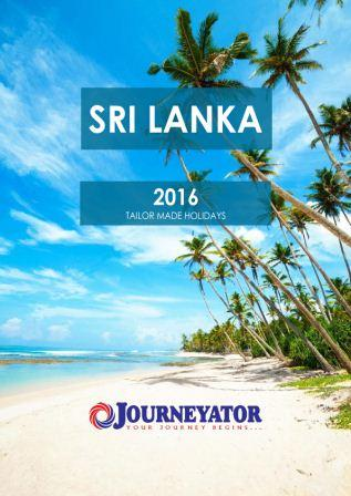 Sri Lanka Outbound Brochure 2016