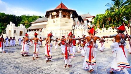 Kandy Temple Dancers